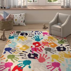 Looking for Devante Abstract White Area Rug Zoomie Kids ? Check out our picks for the Devante Abstract White Area Rug Zoomie Kids from the popular stores - all in one. Yellow Area Rugs, White Area Rug, Kids Area Rugs, Outdoor Area Rugs, Indoor Outdoor, Red Rugs, Studio, Rugs In Living Room, Design Projects