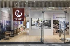 On 8th December 2016 Stokke inaugurated its third flagship store in the world and the premier in the Russian Federation. The new premises of the Norwegian manufacturer of children's furniture and accessories opened on the third level of Central Children's Store at Teatralnyy proezd, 5/1 in Moscow.  #stokke #moscow #thelocationgroup #shopopening #storeopening #elocations