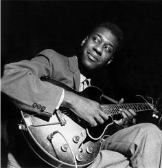 Grant Green by Francis Wolff, 1962, Goin' West.