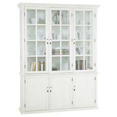 Firenze vitrineskap - Home & Cottage Decor, Storage, Home, China Cabinet, Cabinet, Furniture, Redecorating, Kitchen, Cottage