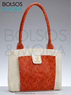 Bolso de Cuero Coqueta. Nuestros bolsos no son producidos en serie.