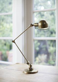 Jielde SI333 Signal Desk Lamp/bronze