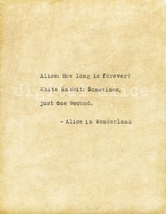 quotes universe VINTAGE TYPEWRITER PRINT Alice in Wonderland quote -printable quote -I've believed as many as six impossible things no. Poetry Quotes, Words Quotes, Life Quotes, Sayings, Qoutes, Funny Quotes, Motivational Quotes For Women, Inspirational Quotes, Moon Quotes