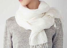 Linen: past, present, and future.   MUJI