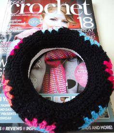 MemeRose: Rockin around the granny crochet wreath...