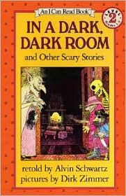 In a Dark, Dark Room. This book scared me so much!