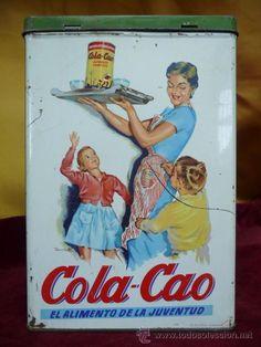 COLA-CAO... recuerdas?