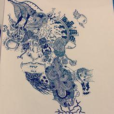 #illüstrasyon #life #death #illustration