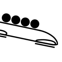 Piktogram bobů Bobsleigh, Olympic Sports, Olympic Games, Activity Games, Math Activities, Rasta Rockett, Thematic Units, Classroom Inspiration, Winter Olympics