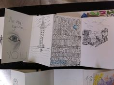 Moleskin   Sketch Relay - Public contribution   #londondesignfestival