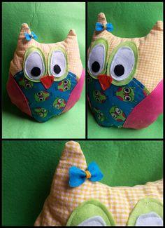 Owls, Cotton Fabric, Coin Purse, Wallet, Purses, Handmade, Handbags, Hand Made, Owl