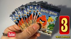 Angry Birds : Collector cards , which you have never seen before. Part 4 Disney Collector, Collector Cards, The Collector, Angry Birds Eggs, Egg Toys, Pop Tarts, Valentines Day, Joy, Trading Cards