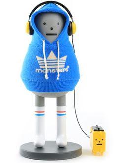 Art Toy Sticky Monster Lab X Adventure Time Original (unopened) Figure for sale online 3d Figures, Vinyl Figures, Action Figures, Cinema 4d, Sticky Monster, Mascot Design, Vinyl Toys, Designer Toys, 3d Character