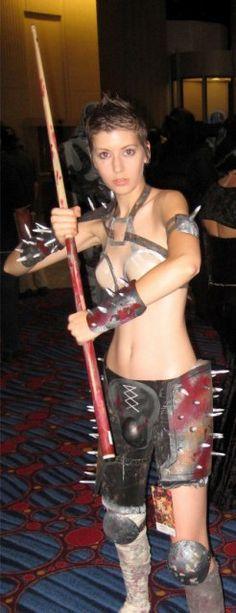 Fallout 3 Raider costume
