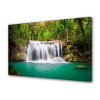 Rezultate cautare - eMAG.ro Tapestry Nature, Boho Tapestry, Living Environment, True Nature, Nature Paintings, Brighten Your Day, Home Look, Waterfall, Cool Stuff