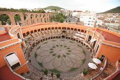 hotel con plaza de toros | ... alberga el Hotel Quinta Real de la ciudad de Zacatecas en México