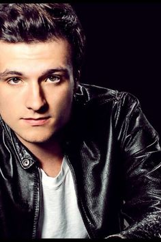 josh hutcherson is beautiful.