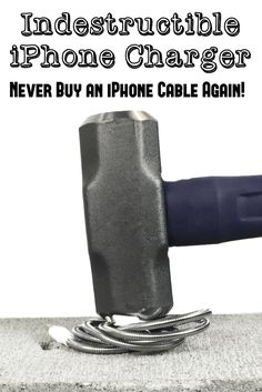 Indestructible iPhone Charger Never Buy an iPhone Cable Again! - Retractable Iphone USB Cable - Ideas of Retractable Iphone USB Cable - Indestructible iPhone Charger Never Buy an iPhone Cable Again Iphone T, Iphone Light, Iphone Charger, Apple Iphone, Refurbished Iphones, Samsung Android Phones, Iphone Owner, List, Lighting Cable