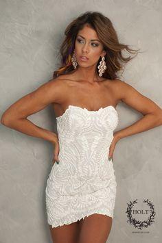 HOLT WWW.THEHOLTSTORE.COM Short Dresses, Prom Dresses, Wedding Dresses, Strapless Dress, Clothes, Beautiful, Colors, Party, Fashion
