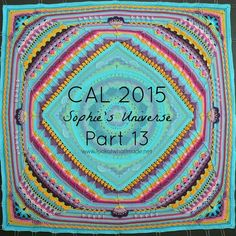 In Part 13 of Sophie's Universe we will be squaring Sophie up completely, ready for the next exciting bit.