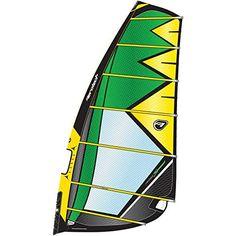 Aerotech Sails 2016 Freespeed 9.0m Green Windsurfing Sail