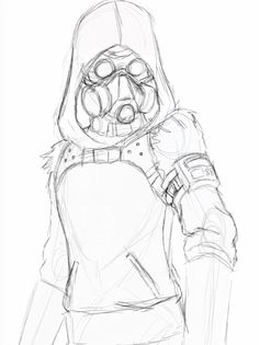 dessinées You are in the right place about dessin croquis animaux Here we offer you the most Gas Mask Drawing, Gas Mask Art, Masks Art, Gas Masks, Creepy Drawings, Pencil Art Drawings, Art Drawings Sketches, Drawing Reference Poses, Drawing Poses