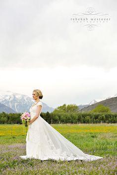Rebekah Westover Photography: Shalice + Trevor. Bridals.