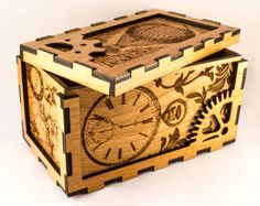 laser etched box - Google Search