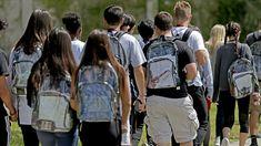 Parkland Students Say School's a Prison Now