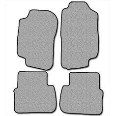 Coverking Front Custom Fit Floor Mats for Select Toyota Supra Models Oak 70 Oz Carpet