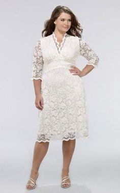 vestido, noiva, casamento, plus size, gordinhas, gordas, cartório, curto, simples, longuete