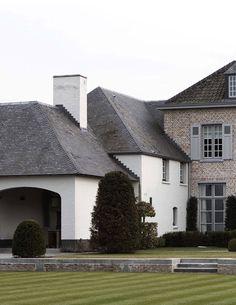 Belgian house /Martine Haddouche/