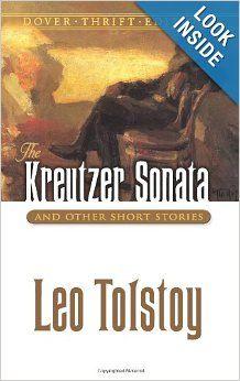Sonata a Kreutzer (Leon Tolstoi)