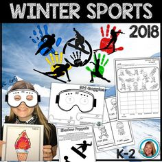 Winter Olympics 2018 in the Classroom