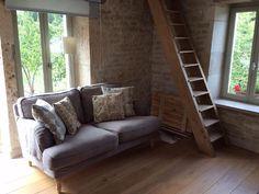 Location vacances gîte Flavigny-sur-Ozerain: Canapé confortable