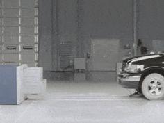 Crash Tests surpreendentes que você precisa ver! | Tudo Mundo