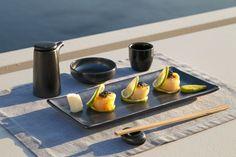 Blending Asia and the sea, Mystique's ASEA restaurant beckons for unique gastronomic journeys Restaurant Lounge, Mykonos, Sushi, Asia, Unique, Sushi Rolls