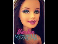 Assista esta dica sobre Maquiagem Barbie Morena  | Por Monalisa Oliveira e muitas outras dicas de maquiagem no nosso vlog Dicas de Maquiagem.