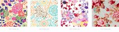 Patterns   Seven Swans Collections