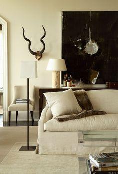 How to Buy Art: Robert Brown of Robert Brown Interior Design, The Live Box Magazine #cuadrosmodernos #buyart #art