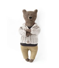Hey, I found this really awesome Etsy listing at https://www.etsy.com/listing/264807553/paul-the-bear-primitive-teddy-bear-child