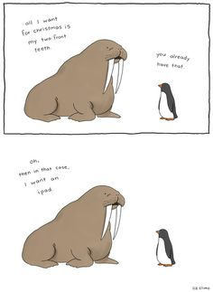 Must buy more at for example; Adorable Liz Climo prints recommended by the lovely Domestic Sluttery
