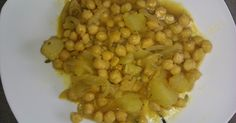 De pucheros y otros: Garbanzos al curry