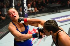 Amanda Nunes Destroys Ronda Rousey in the First Round at UFC 207
