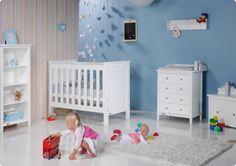 cot & wall shelf Wall Shelves, Shelf, Cot, Room Set, Toddler Bed, Furniture, Ebay, Home Decor, Crib Bedding