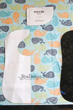good bib patternes how to make her simple, yet very effective laminated bibs in both Toddler AND Infant sizes.