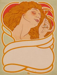 Hans Christiansen (1866-1945) Hans Christiansen was a German painter and illustrator and a main contributer to the Jugendstil/art nouveau movement. Early on, he took an apprenticeship as a decorati…