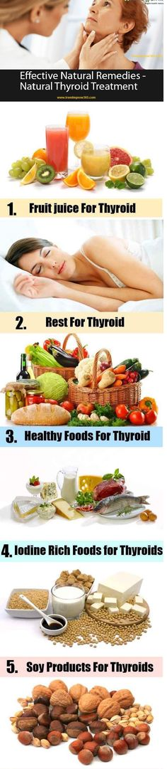 The One And Only Effective Natural Cure For THYROID