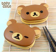 Buy San-X Squishy Rilakkuma Dorayaki Pancake Wrist Rest at Tofu Cute