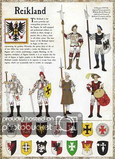 Games Workshop Warhammer Empire Halberdiers Men at Arms Foot Knight Halberd D5